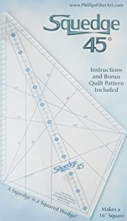 Amazon.com: Phillips Fiber Art PFA011309 Perfect 7 Sewing Templates