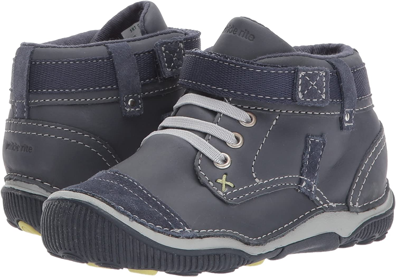 Stride Rite Kids SRTech Garrett Ankle Boot