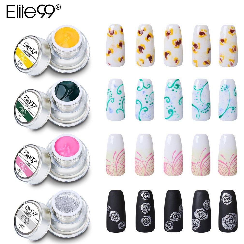Best Gel Art Paints For Nails Amazon