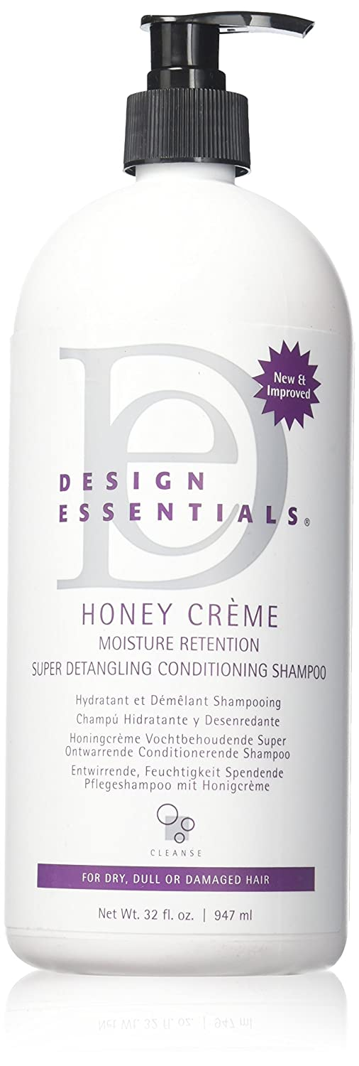Amazoncom Design Essentials Honey Crème Moisture Retention Ultra