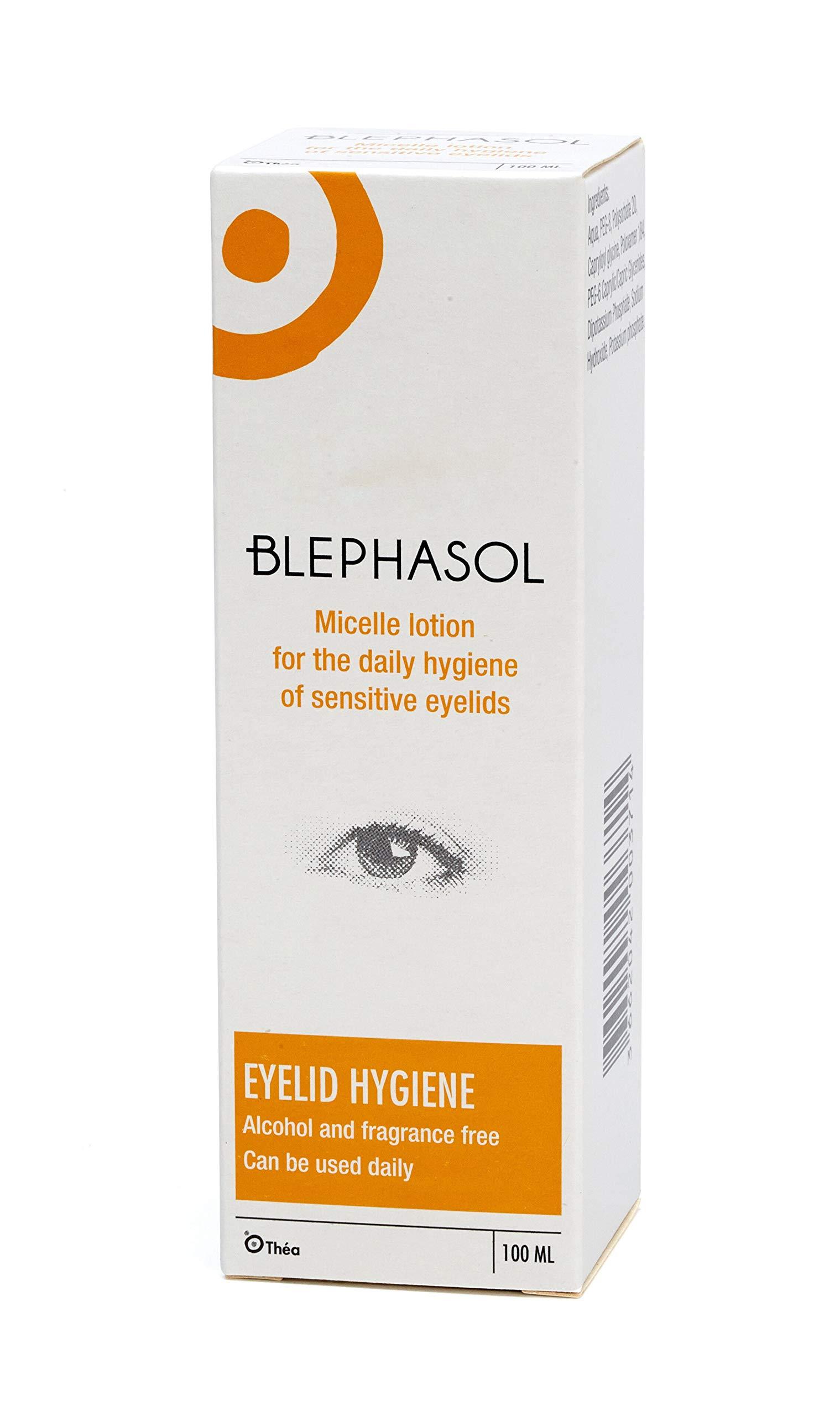 Blephasol 100ml Sensitive Eyelids Eye Lotion
