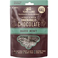 Tom & Luke Snackaball - Dark Chocolate Mint, 88 g