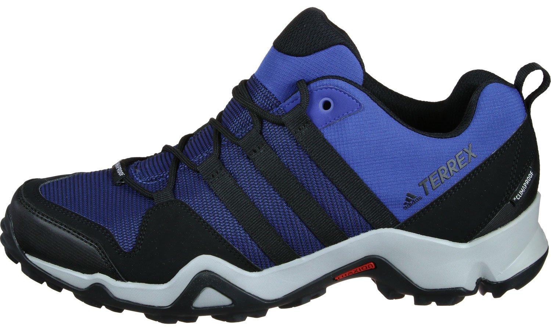 adidas Terrex Ax2 CP, Chaussures de Randonnée Basses Homme, Bleu (Belazu/Negbas/Azretr 000), 45 1/3 EU