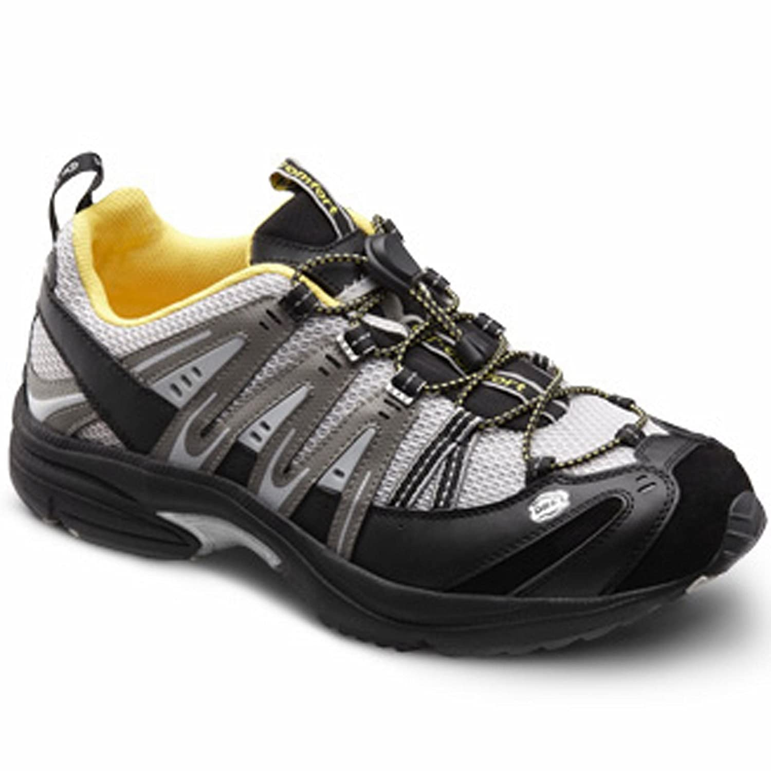dr diabetic casual s comforts mens comforter black beauty best velco stretch brian lycra comfort shoes sale men shoe