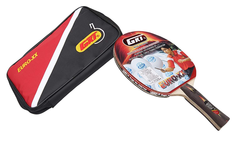 GKI ユーロXX 卓球ラケットラケットカバー   B07JY6JB71