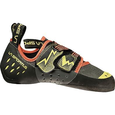 La Sportiva Oxygym Climbing Shoe Carbon/Sulphur 48.0