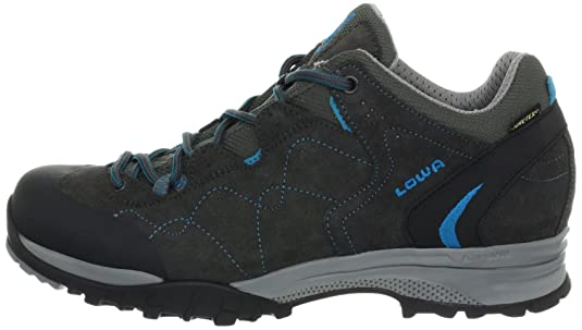 Amazon.com   Lowa Women s Focus GTX LO Approach Shoe, Anthracite Turquoise,  7.5 M US   Hiking Shoes b9a3c2c1a4