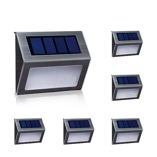 XLUX® S60 Solar Stair Step Lig...