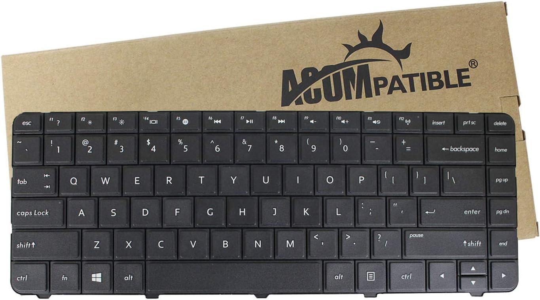 Genuine New Laptop US Keyboard HP Pavilion 2000-101XX 2000-104CA 2000-120CA