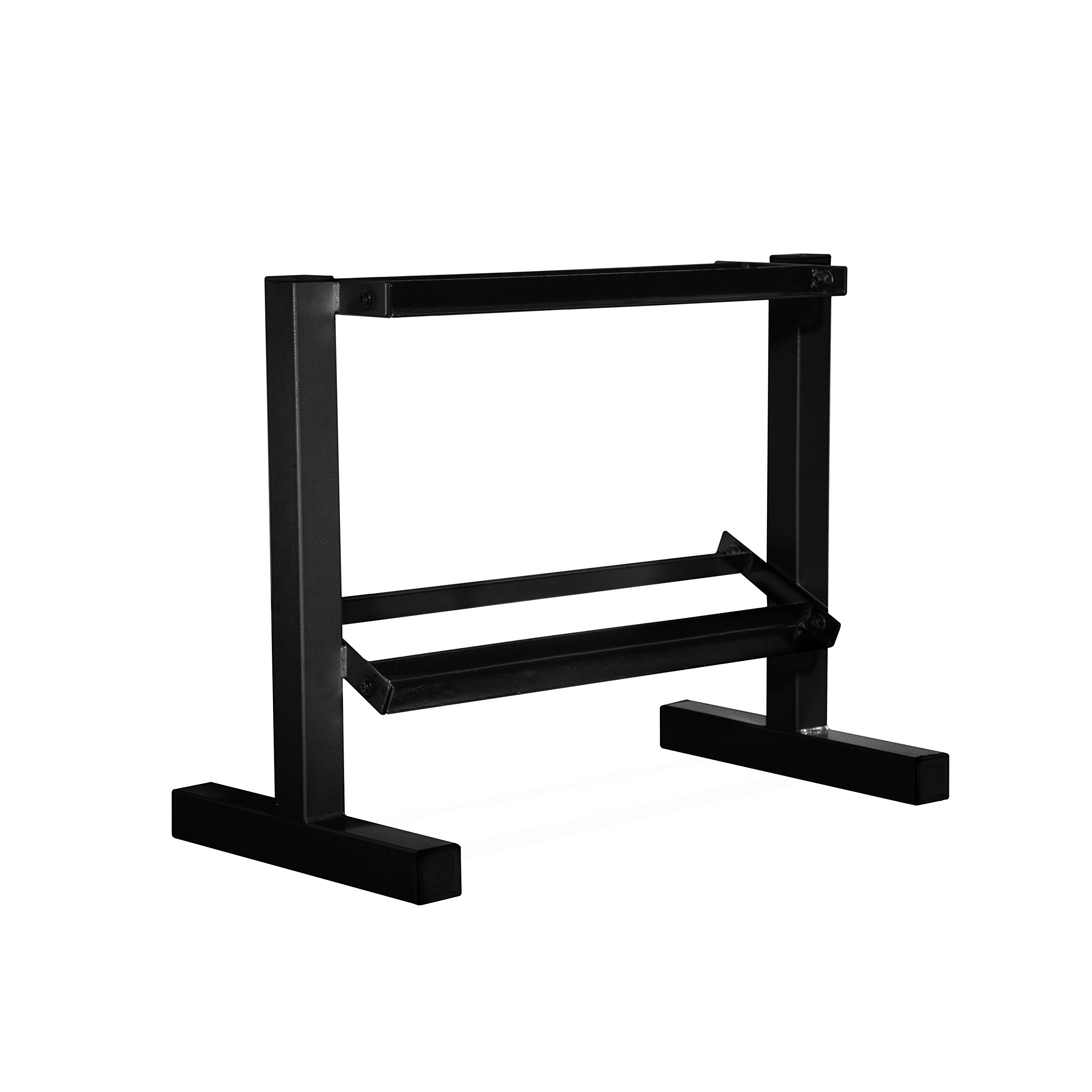 CAP Barbell Black 24'' Dumbbell Storage Rack