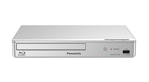 2 opinioni per Panasonic DMP-BDT168EG- Blu-Ray players (NTSC, PAL, CD, CD-DA, CD-R, CD-RW,