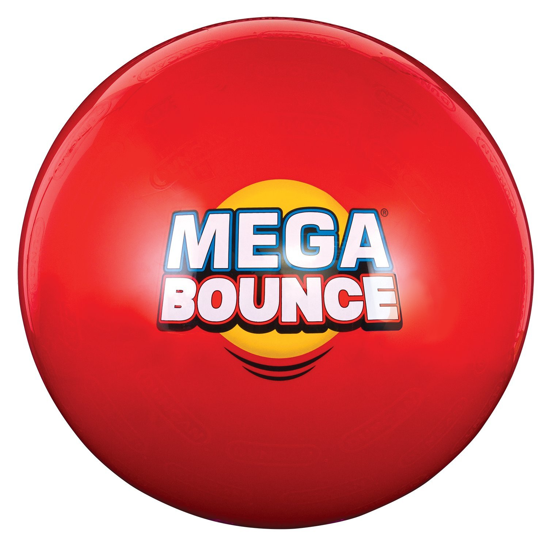 Duncan Toys Mega Bounce Ball, Blue/Red