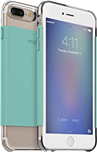 mophie Hold Force wrap Base Case for Apple iPhone 8 Plus, 7 Plus - Mint