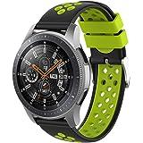 Huamecl Correa para Samsung Galaxy Watch 3 (45mm)/ Samsung Gear S3 Frontier/Samsung Galaxy Watch (46mm)/Huawei Watch GT/Huawe