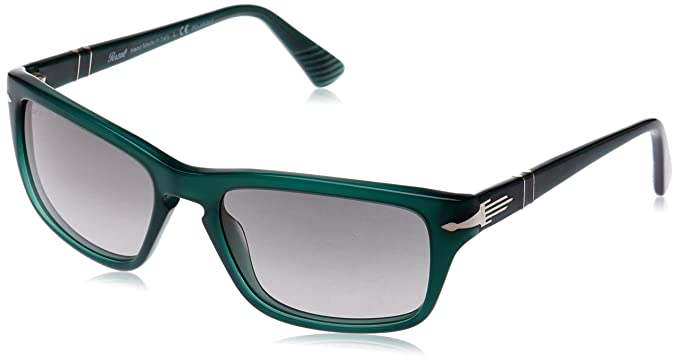 Persol Lunettes de soleil 3074 Dark Opal Green 1001M3, 55