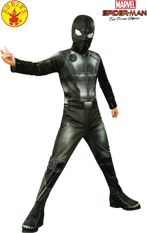 Amazon.com: Rubies Marvel Spider-Man - Disfraz y máscara de ...