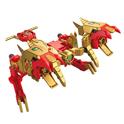 Bandai Hobby Sdbd 1/144#18 Avalanche Rex Buster Gundam Build Divers: Toys & Games