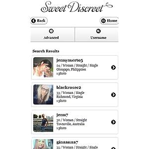 sweet discreet
