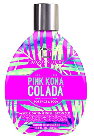 Brown Sugar Pink Kona Colada Finish Bronzer 13.5oz