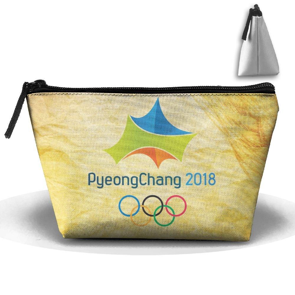 05450ff01d44 80%OFF PyeongChang 2018 Olympics Creative Large Capacity Trapezoidal ...
