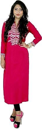 Indian Bollywood Kurta Kurti Designer Women Ethnic Dress Top Tunic Pakistani New