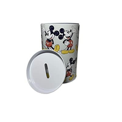 Mickey Mouse Novelty Coin Bank Retro Design. Great for Collecting Coins Or Child Toy Bank: Toys & Games