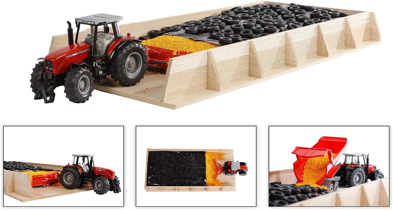 RBi Bauanleitung Traktor Fastrac 4000er Serie Eigenbau MOC aus LEGO® Steine