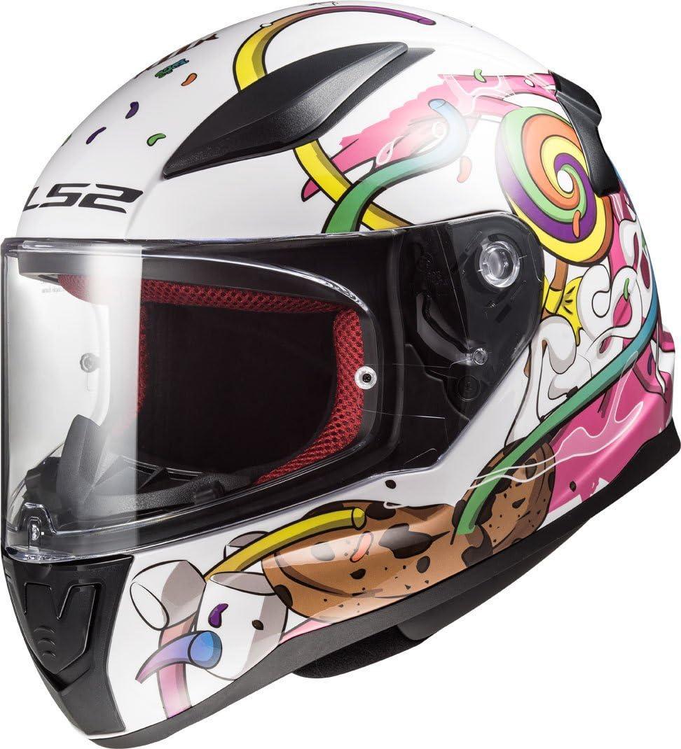 Mejor casco LS2 niño