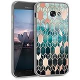 Coque Samsung Galaxy A5 2017 A520 Marbre design Film de ...