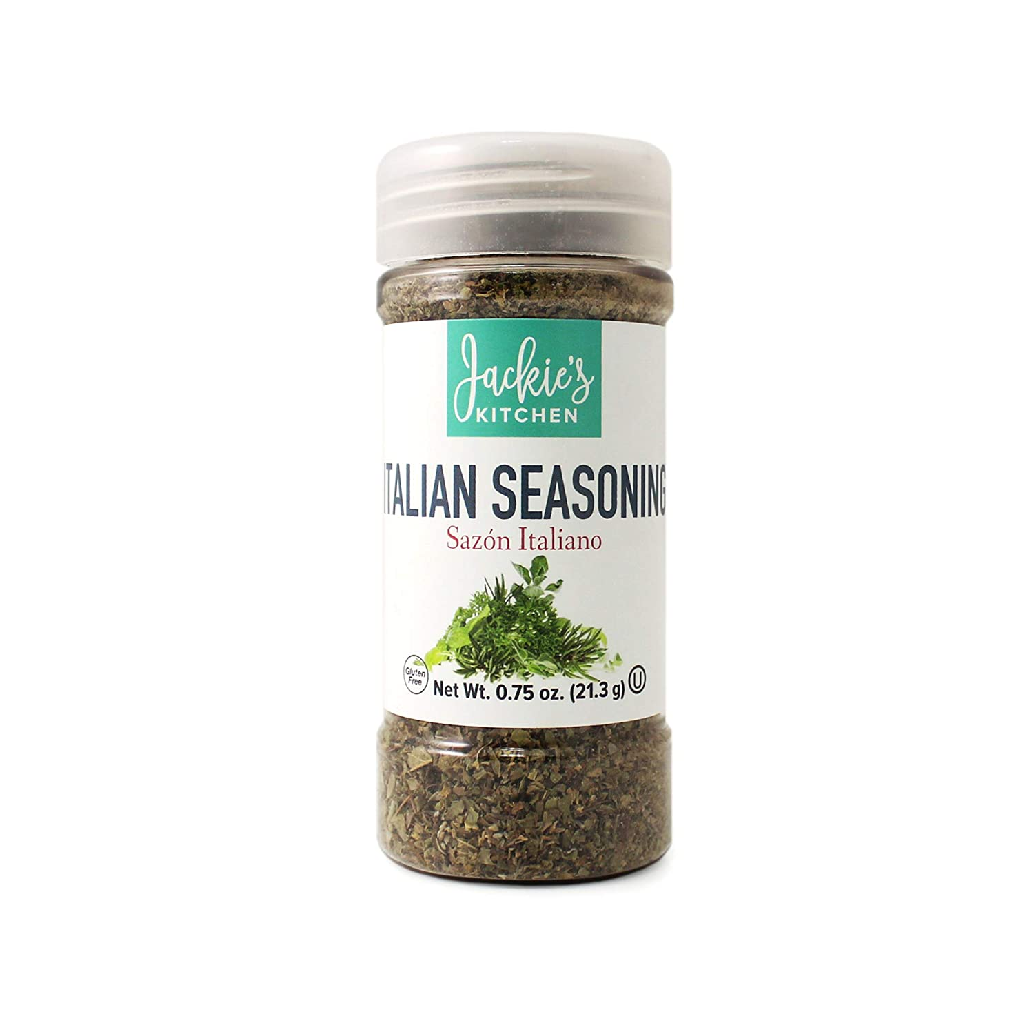 Jackie's Kitchen Italian Seasoning, 0.75 Ounce