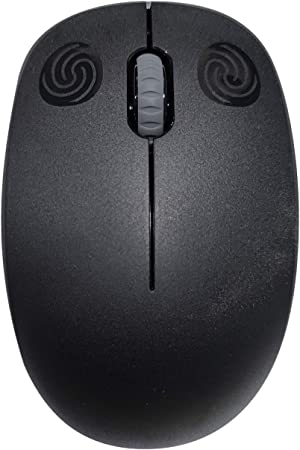 Wireless Mouse, 2.4G Noiseless Mouse with USB Receiver - Portable Computer Mice for PC, Tablet, Laptop