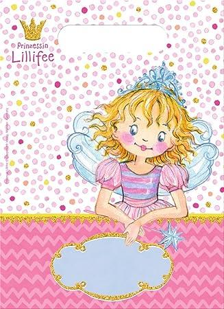 Schön 8 Partytüten * PRINZESSIN LILLIFEE * Für Kindergeburtstag Und Mottoparty //  Mitgebsel Tüten Geschenktüten Kinder