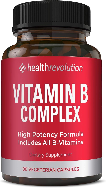 Health Rev B Complex Capsules