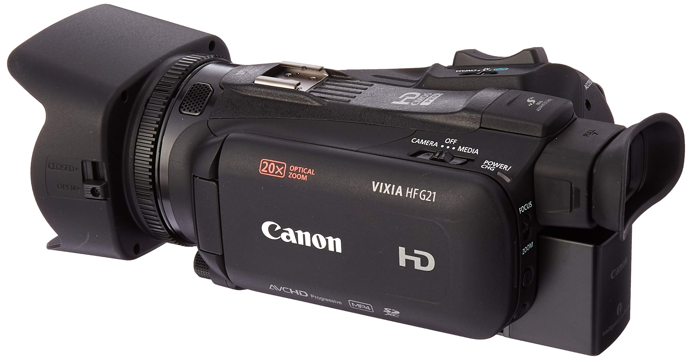 Canon VIXIA HF G21 Full HD Camcorder -Mega Accessory
