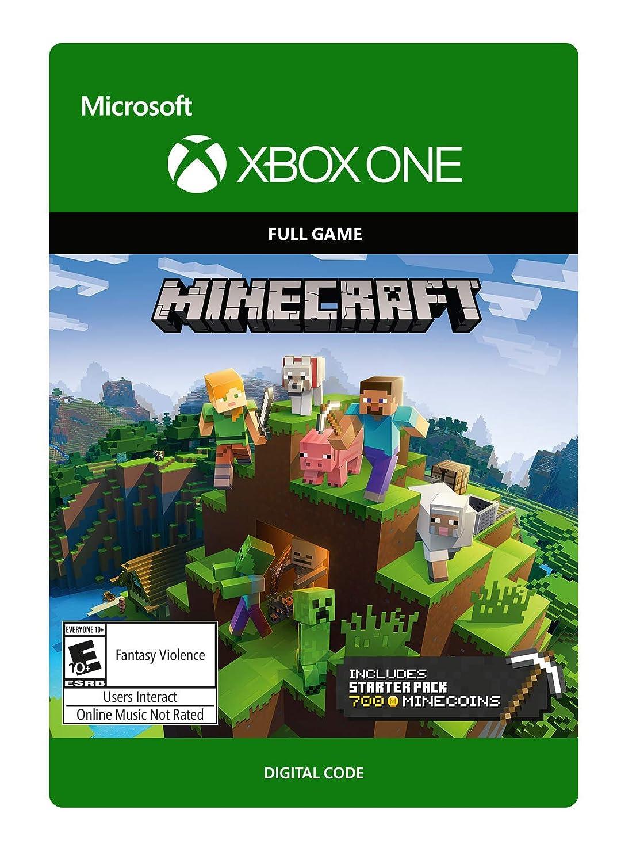 Amazon.com: Minecraft Starter Collection - Xbox One [Digital Code