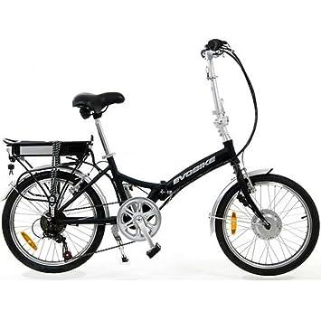 d4a0eba7a66c5d 20 ZOLL ELEKTROFAHRRAD KLAPPRAD EVOBIKE E-Bike Compact Elektronisches  Faltrad 6 Gang SHIMANO FAHRRAD
