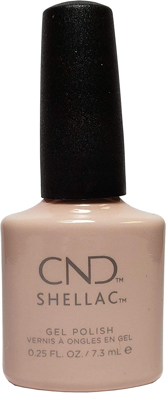 CND Shellac Polish in Beau