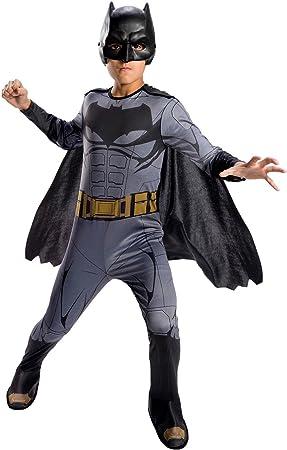 Batman - Disfraz Justice League infantil, 5-7 años (Rubies Spain ...