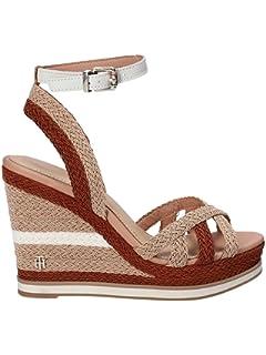 7c0fca1694b Tommy Hilfiger FW0FW02251 Chaussures Compensées Femme