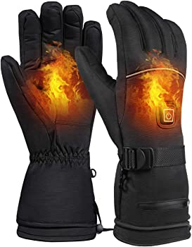 Decdeal Electric Heated Gloves