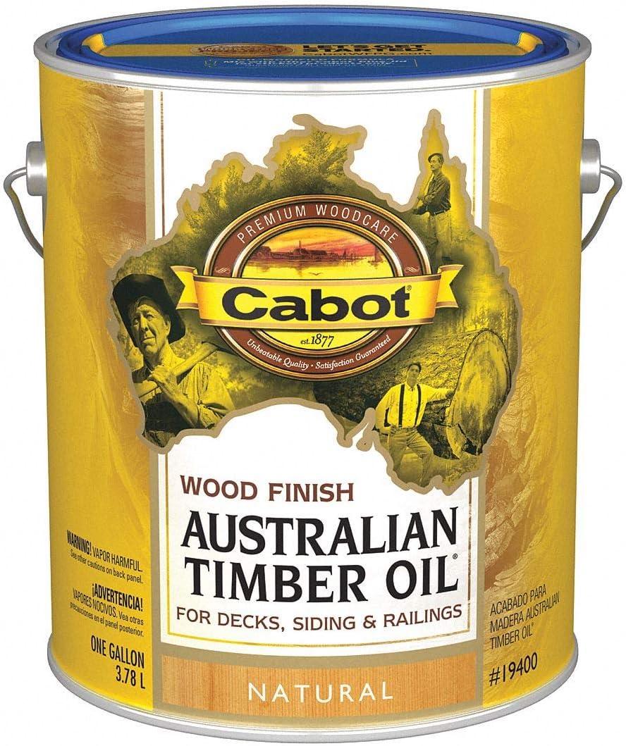 Tinte exterior para madera, natural, 1 galón.: Amazon.es ...