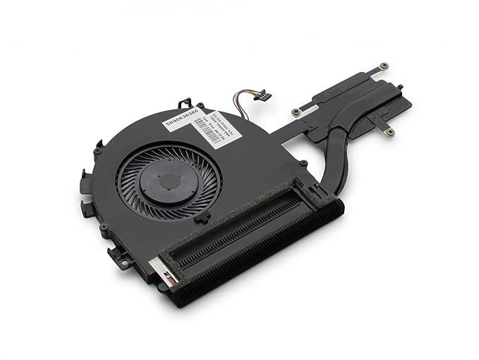 Lenovo Ventilador con disipador (UMA/CPU/GPU) Original para ...