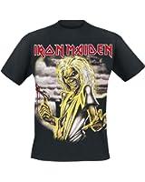 Iron Maiden Killers T-Shirt schwarz