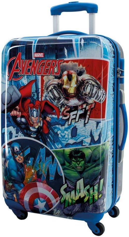 Trolley Abs 67cm.4r. Avengers