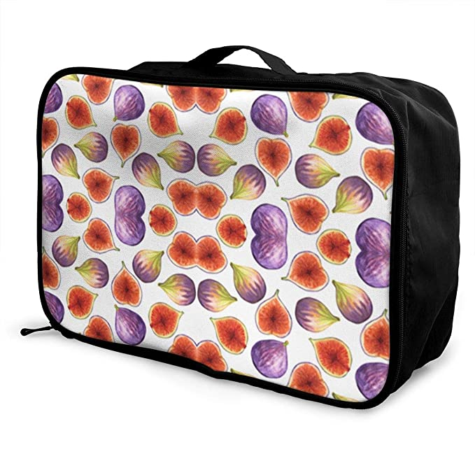 Travel Luggage Duffle Bag Lightweight Portable Handbag Red Lobster Large Capacity Waterproof Foldable Storage Tote