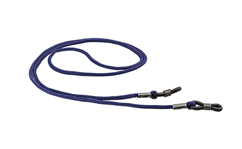 3er-Pack Dunkelblau Brillenband mit und ohne Stopper Edison /& King Brillenkordel 70cm 3er- oder 6er-Pack