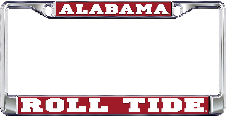 Alabama Crimson Tide Plate Frame