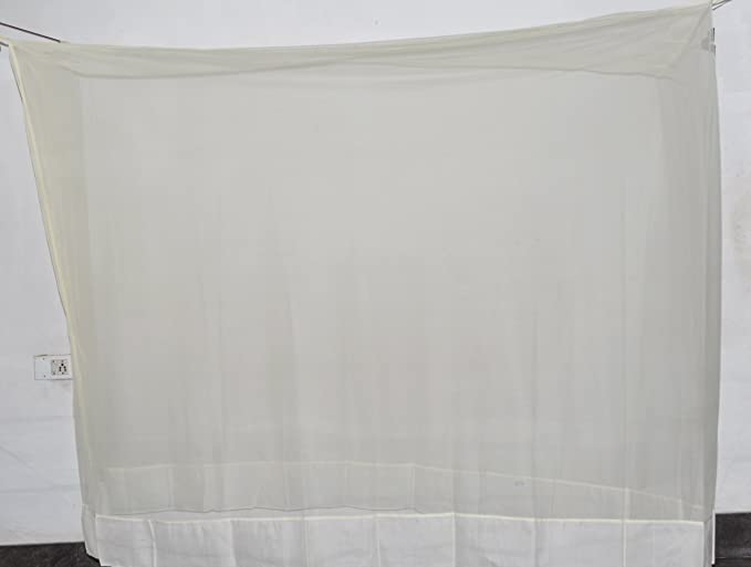 Fashion Centre Polyster Mosquito net 3*6.5ft, Cream