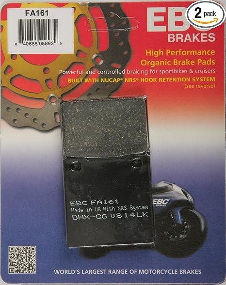 Amazon.com: EBC Brake Pads 2005 Kawasaki ZX 1200 Ninja ZX ...