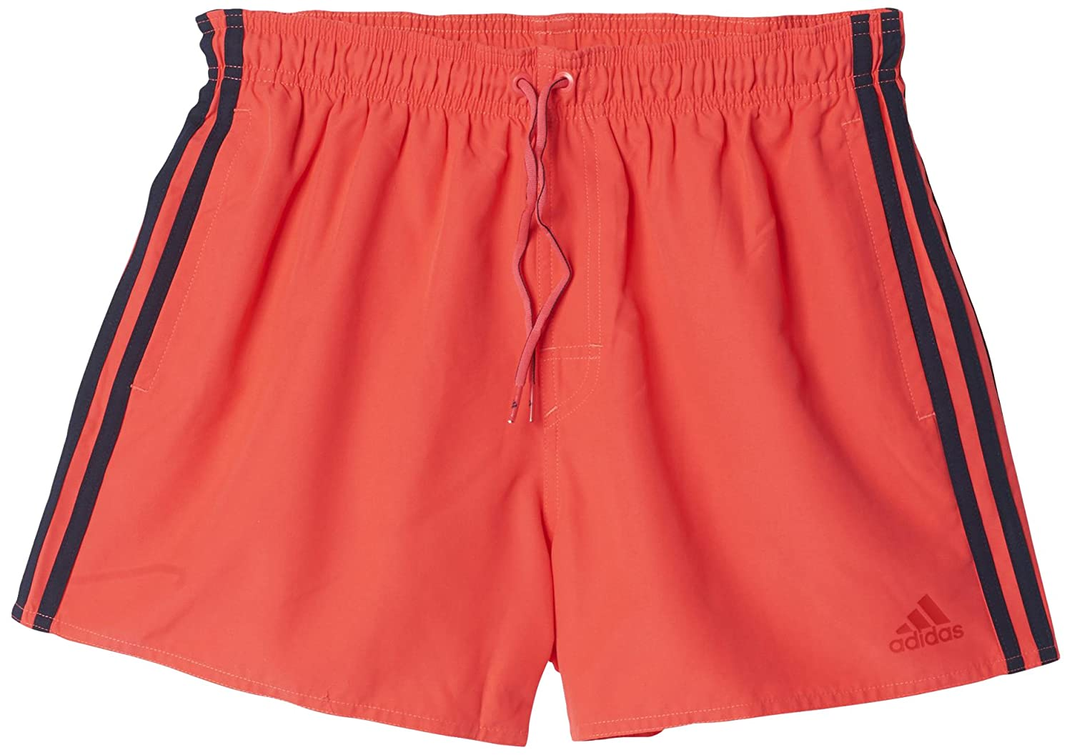adidas Herren Shorts 3 Stripes Very Short Length